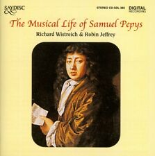 Robin Jeffrey (Theorbe - Musical Life of Samuel Pepys