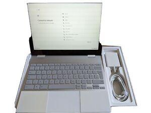 Google Pixelbook Core i5-7Y57  7th Gen Intel 8GB 128GB 12.3 Inch c/w Pen Silver