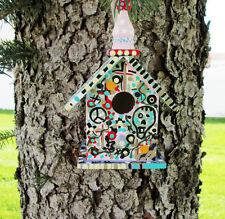 New listing Halloween Birdfeeder outsider art bird feeder ebay.com bird house birdhouse