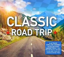 CLASSIC ROAD TRIP 3 CD SET VARIOUS ARTISTS (Released July 20th 2018)