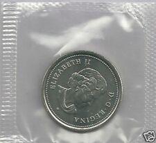 *RARE 2004 CANADA QUARTER TEST COIN  COLOR POPPY RARE