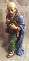 "Goebel Hummel Large Figurine TMK6 260/G ""Standing Shepard"" Nativity Scene 12"""