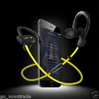 Wireless Bluetooth V4.1 Headset Sports Stereo Earphone For iPhone ipod Samsung