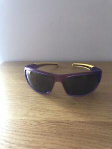Fila Sport Unisex Sun Glasses Purple And Lemon