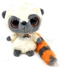 Yoohoo & Friends Orange Laughing Rainbow Bush Baby Stuffed Plush Aurora