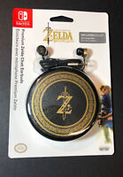 Premium Chat Earbuds Legend of Zelda Edition for Nintendo Switch NEW