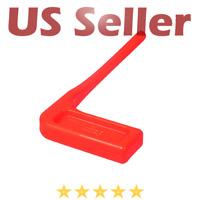 UTG Tactical 6PCs Universal Firearm Chamber Safety Flag Rifle Shotgun Caliber