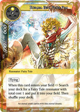 Force of Will TCG  x 1 Eternal Boy, Peter Pan [CFC-004 SR (Foil)] English [NM-Mi