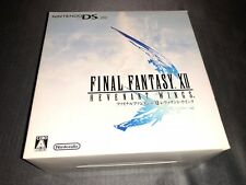 Brand New Nintendo DS Lite Final Fantasy XII Revenant Wings Japan