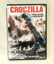 Croczilla (DVD, 2012, Widescreen) Barbie Hsu Guo Tao FP20