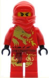 LEGO Ninjago Minifigure Kai DX Dragon Suit (Genuine)