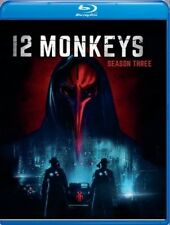 12 Monkeys: Season 3 [New Blu-ray] Manufactured On Demand, Widescreen, 2 Pack,