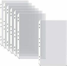 100box Legal Size Clear Heavyweight Poly Sheet Protectors By Gold Seal 85
