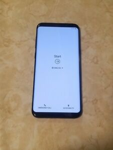 Samsung Galaxy S8 SM-G950  64GB  Factory Unlocked