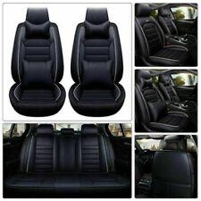 Luxus Auto Sitzbezüge PU-Leder Sitzbezug Schonbezüge Universal SUV Komplettset