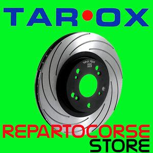 Discs TAROX G88 - Mcc smart (ForTwo) MC01 800 CDI Turbo Diesel - Front