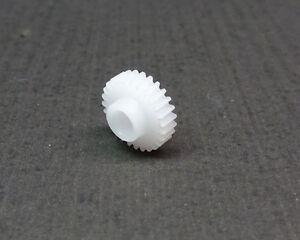 Ersatz - Zahnrad für Achse in Lego Duplo Lok, Modul 0,4, 27 Zähne
