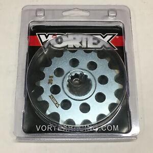 Vortex 2910-16 Steel Front Sprocket 525 16T - Kawasaki, Suzuki, Triumph, Yamaha