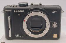 Panasonic DMC-GF1 M4/3 Digital Mirrorless Camera - Parts AS-IS ERR