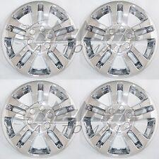"18"" Chrome Wheel Skins / Hubcaps FOR 14 15 2014 2015 Chevy Silverado 1500"