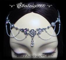 ~ v ~ Front Bijoux ° triskele ° Celtic ° latex ° Circlet ° tiara ° Arwen ° HDR ° headdress ° diadème ~ v ~