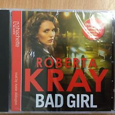 Roberta Kray Bad Girl Audio Book Mp3 CD Approx 13 Hours Post