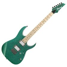 Ibanez RG421MSP-TSP Electric Guitar, Turquoise Sparkle