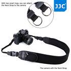 New JJC NS-Q2 Neoprene Neck Strap with 2pockets Shoulder fatigue for DSLR Camera
