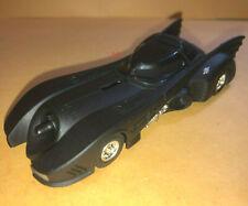 BATMAN Hot Wheels Diecast BATMOBILE 89 Tim Burton Ver toy 1:50 Michael Keaton
