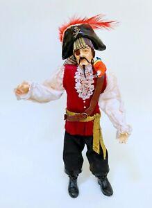 Falcon Dollhouse Miniature  Pirate 1 :12 Scale