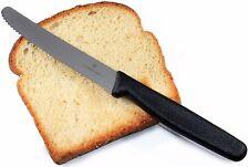 """Victorinox Forschner Knife 4.5""""  Stainless Steel Wavy Round Tip Blade VN-40503"""