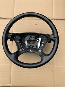 MERCEDES E320CDI  W211 STEERING WHEEL GENUINE WITH PADDLE SFIFT A2194608203