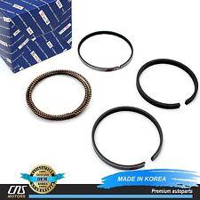 GENUINE Fits 01-06 Hyundai Kia 2.7L G6BA Engine Piston Ring Set OEM 23040-37300