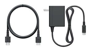 Nintendo Switch AC Adapter & HDMI Cable - Black