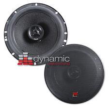 "Morel MAXIMO 6C Car Audio 6.5"" Coaxial Speakers 2-Way Full Range 160 Watts New"