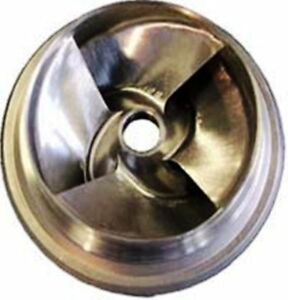 NEW AMERICAN TURBINE STAINLESS IMPELLER FOR BERKELEY PUMPS ANY CUT