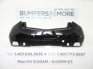 OEM 2010-2013 Acura ZDX Base/TECH/Advance Package w/ Sensors Front Bumper Cover