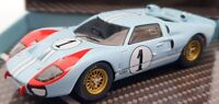CMR 1/43 Model Car Scale 43055 - Ford GT40 MK II #1 2nd 24h Le Mans '66 M.Hulme