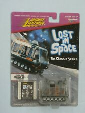 Lost in Space Robot Chariot  vehicle Johnny Lighting  with TV Clip #39  MOC