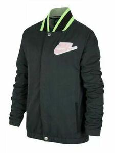 Nike Sportswear Hoopfly Jacket Big Kids Green AQ9430-346 Multiple Sizes