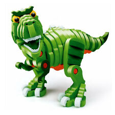 Tyrannosaurus Rex Dinosaur - 3D Interlocking Creations STEM Toy - 511 Creatives