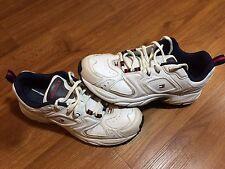 Vintage Tommy Hilfiger Athletic Shoes Men's Size 7 Flag Logo 90s Sneakers