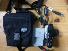 Canon Powershot S95-Black-Includes Case USB cable and Charger