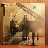 CAROLE KING - MUSIC - LP/VINILO - ESPAÑA - 1971 - (EX/NM - MB+/VG+)
