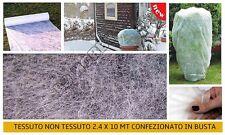 Tessuto non tessuto telo antigelo per protezione piante geotessuto freddo gelo