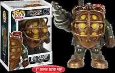 Funko Bioshock - Big Daddy 6 Inch Super Sized Pop! Vinyl Figure