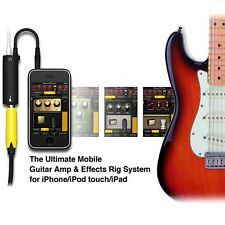 Guitar Interface Converter Iphone Link Cable Amplifier Effects Pedal Adapter New