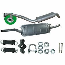 LADA 2104 Abgasanlage Schalldämpfer Komplett ab Katalysator Kombi Einspritzer