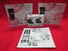 Erno Laszlo Exfoliate Detox Travel Mix~Double Cleanse~Clay Mask~Cleansing Bar~