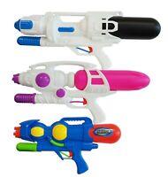 38-56 cm Kinder Wasserpistole Spielzeug Wassergewehr mit Tank Spritzpistole